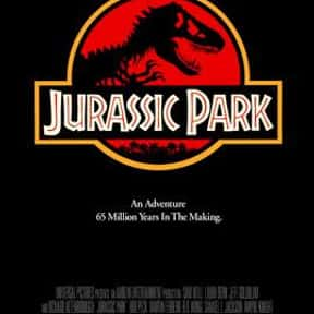 Jurassic Park Franchise is listed (or ranked) 3 on the list The Best Film Franchises Based on Books