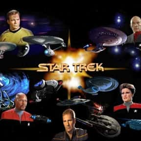 Star Trek Franchise is listed (or ranked) 25 on the list The Greatest Action Film Franchises, Ranked
