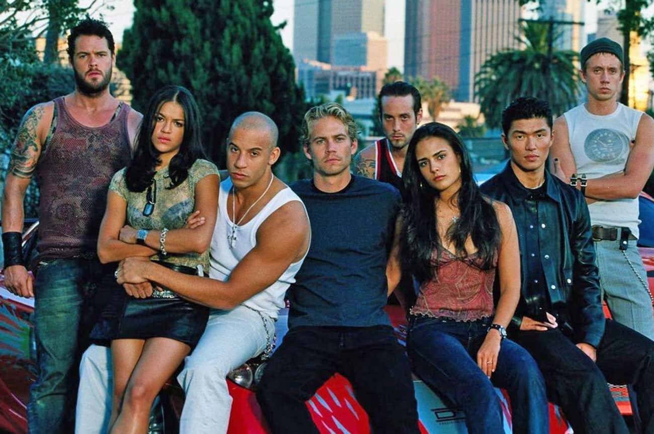 The Fast And The Furious Franchise
