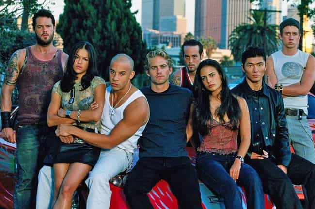 Fast and the Furious Fra... is listed (or ranked) 4 on the list Films That Could Use A Pre-Credit Scroll