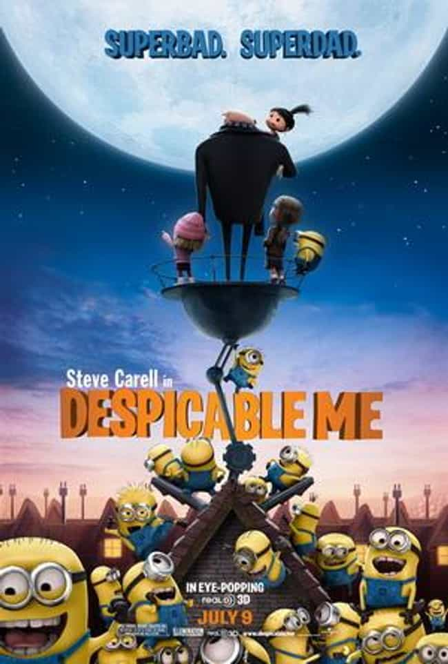 Despicable Me Franchise ... is listed (or ranked) 3 on the list What to Watch If You Love Minions