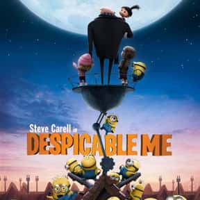 Despicable Me Franchise is listed (or ranked) 2 on the list The Best Family Movies Rated PG