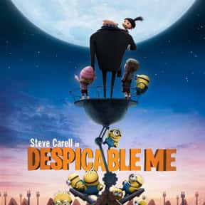 Despicable Me Franchise is listed (or ranked) 1 on the list The Best Movies For 5 Year Olds