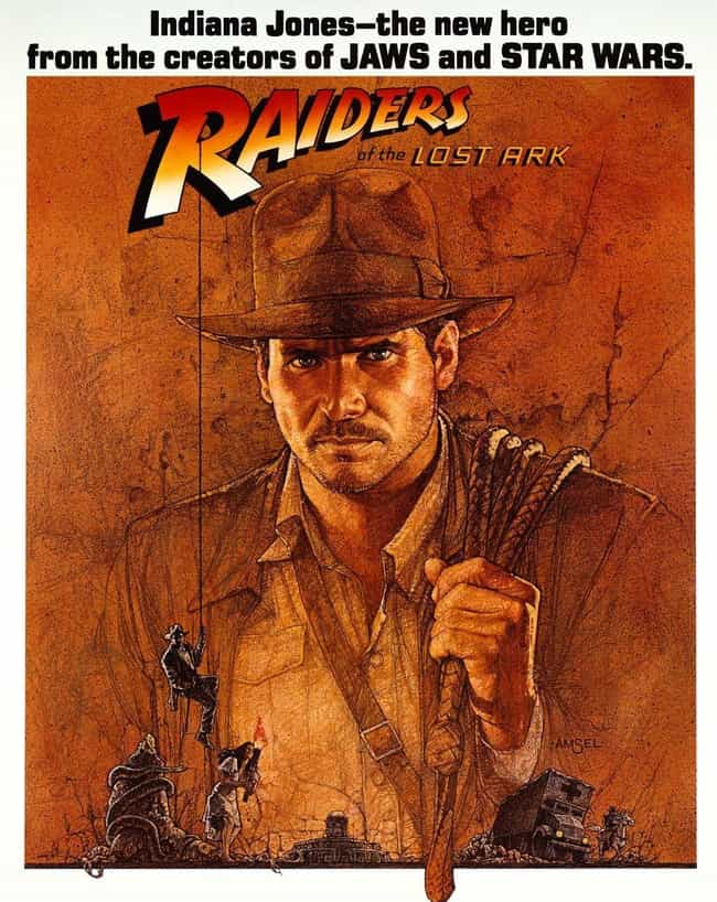 Indiana Jones Franchise is listed (or ranked) 1 on the list The Best Adventure Shows & Movies, Ranked