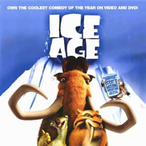 Ice Age is listed (or ranked) 24 on the list The Best Comedies Rated PG