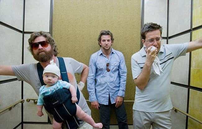 The Hangover Franchise is listed (or ranked) 3 on the list 15 Wildly Successful Movie Franchises (That Only Have One Great Film)