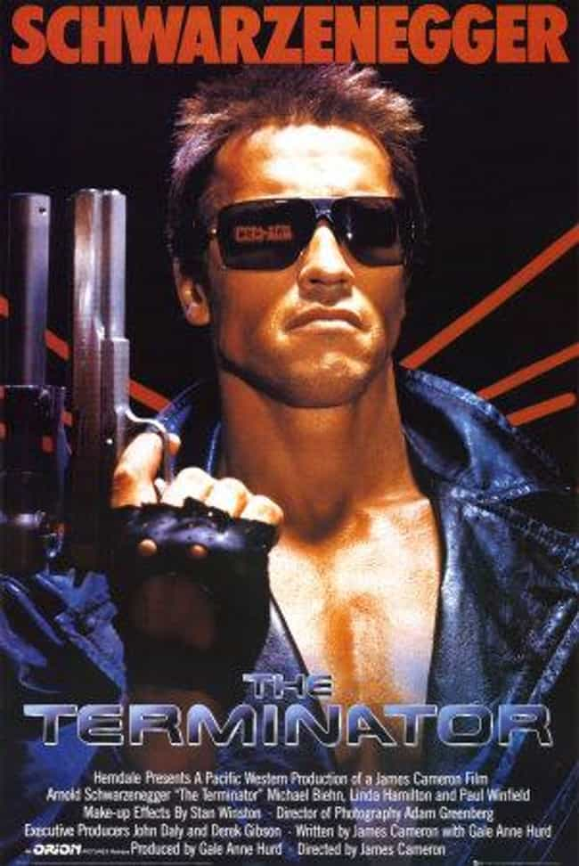 The Terminator Franchise is listed (or ranked) 1 on the list The Top 25 Must-See Quintessential Action Movies