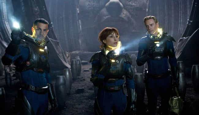 Alien Franchise is listed (or ranked) 4 on the list Popular Nerdy Franchises You're Too Embarrassed To Admit You Hate
