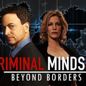 Criminal Minds: Beyond Borders is listed (or ranked) 21 on the list The Best Shows About the FBI