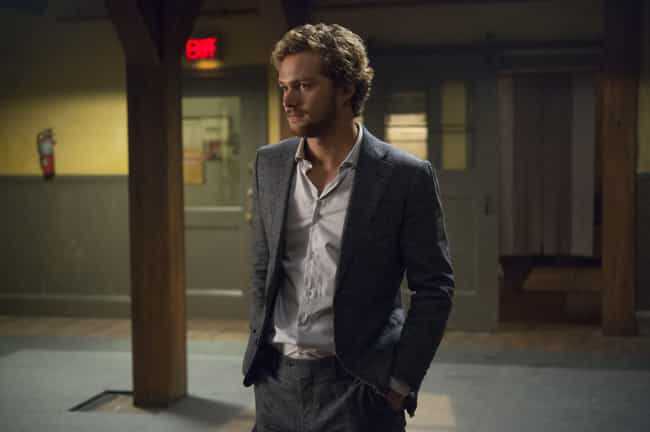 Iron Fist is listed (or ranked) 4 on the list The 20 Most Disappointing Netflix Original Shows