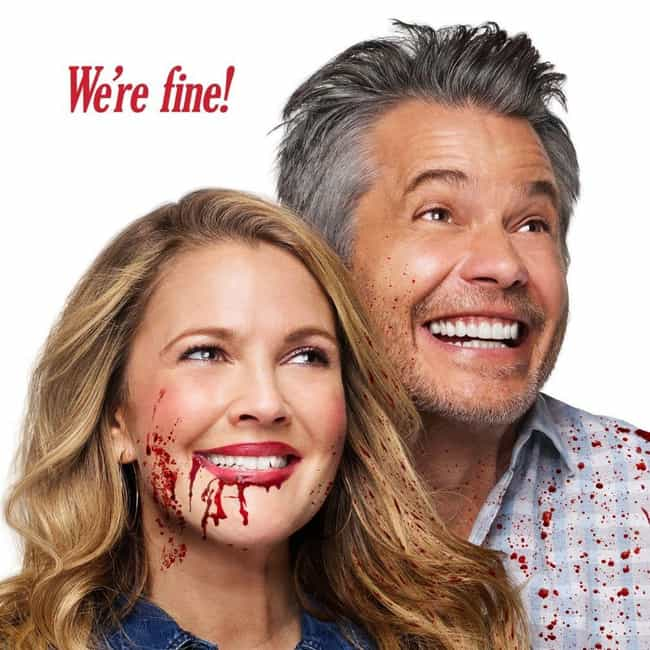 Santa Clarita Diet is listed (or ranked) 3 on the list What to Watch If You Love 'iZombie'