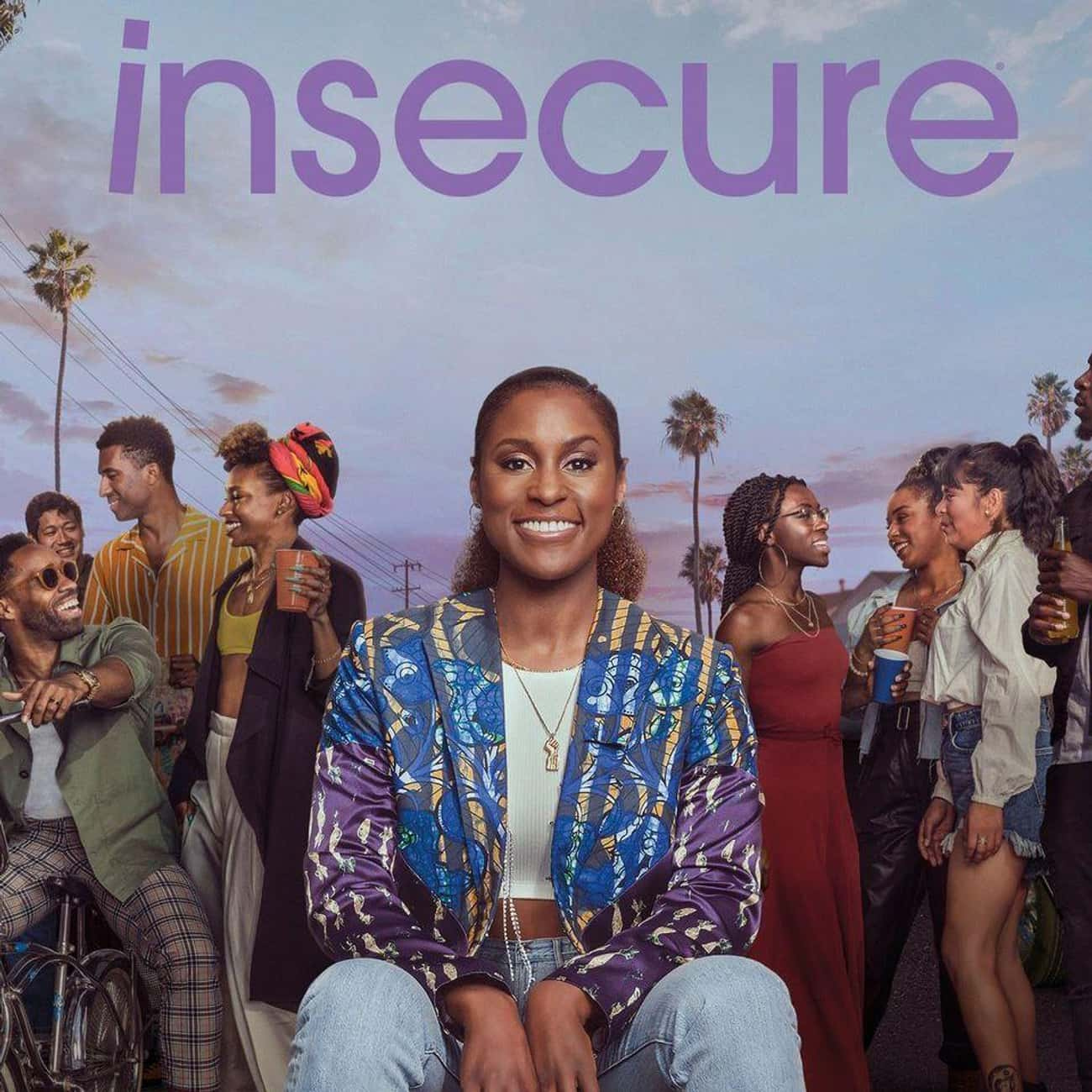 Insecure is listed (or ranked) 4 on the list What To Watch If You Love 'Grown-ish'