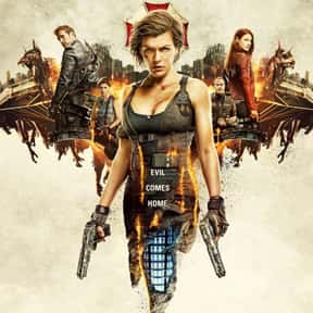 Resident Evil: The Final Chapt is listed (or ranked) 17 on the list The Worst Movies Of All Time