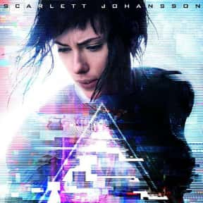 Ghost in the Shell is listed (or ranked) 24 on the list The Best Scarlett Johansson Movies