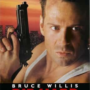 Die Hard Franchise is listed (or ranked) 16 on the list The Best Film Franchises Based on Books