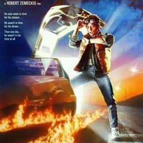 Back to the Future Franchise is listed (or ranked) 1 on the list The Greatest Kids Sci-Fi Movies