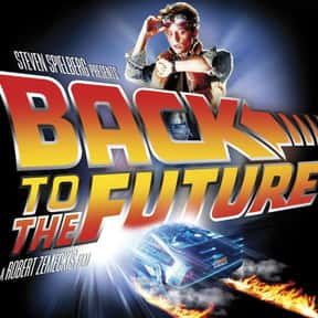 Back to the Future Franchise is listed (or ranked) 8 on the list The Best Family Movies Rated PG
