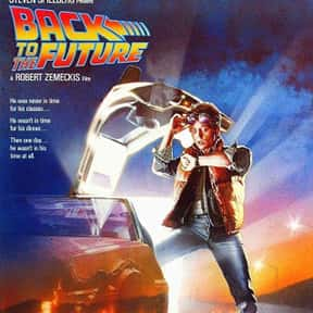 Back to the Future is listed (or ranked) 6 on the list The Best Comedies Rated PG