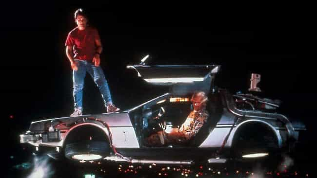Back to the Future Franchise is listed (or ranked) 3 on the list The Best Fictional Time Machines (As Opposed To Real Ones)