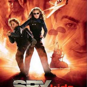 Spy Kids Franchise is listed (or ranked) 6 on the list The Best Live Action Film Franchises for Kids