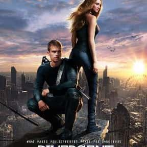 Divergent Franchise is listed (or ranked) 11 on the list The Best Film Franchises Based on Books