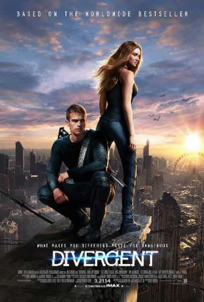 Divergent Franchise is listed (or ranked) 2 on the list What to Watch If You Love Maze Runner