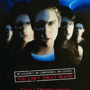 Final Destination Franchise is listed (or ranked) 5 on the list Which Horror Movie Franchises Deserve More Attention Than They Get?