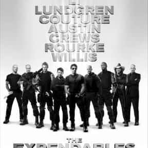 The Expendables Franchise is listed (or ranked) 8 on the list Which Ensemble Films Should Be Remade With All-Female Casts?