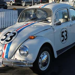 Herbie the Love Bug Franchise is listed (or ranked) 10 on the list The Best Live Action Film Franchises for Kids