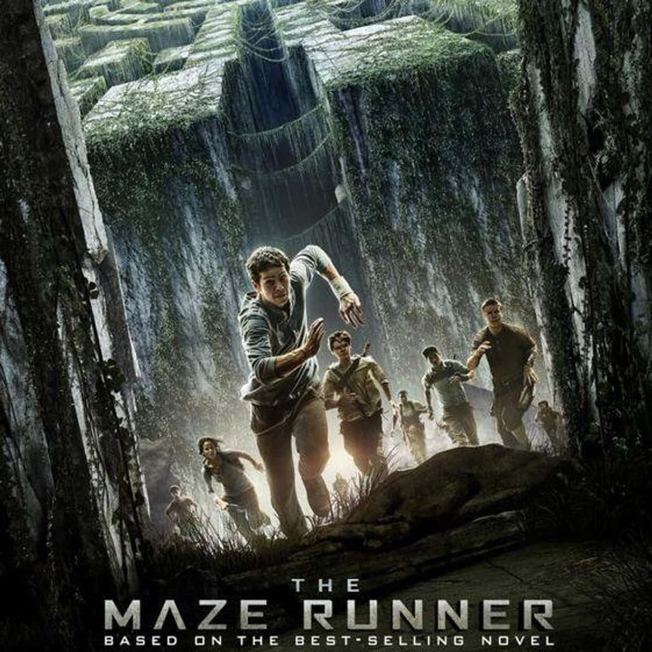 Maze Runner Franchise is listed (or ranked) 1 on the list What to Watch If You Love The Hunger Games