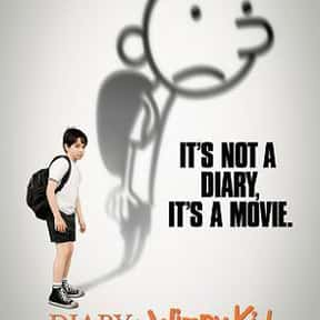 Diary of a Wimpy Kid Franchise is listed (or ranked) 20 on the list The Best Film Franchises Based on Books