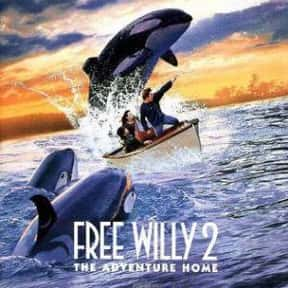 Free Willy Franchise is listed (or ranked) 5 on the list The Best Live Action Film Franchises for Kids