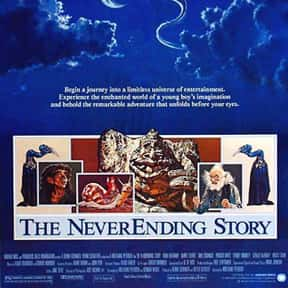 The NeverEnding Story is listed (or ranked) 22 on the list The Greatest Supernatural & Paranormal Teen Films