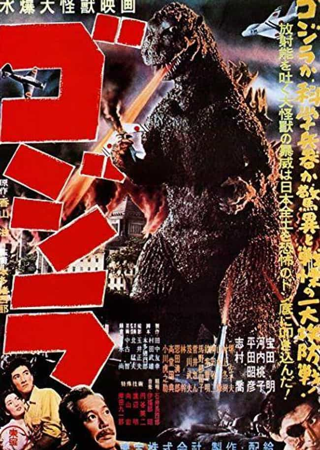 Godzilla Franchise is listed (or ranked) 2 on the list 14 Movies Tim Burton Has Given His Personal Stamp Of Approval