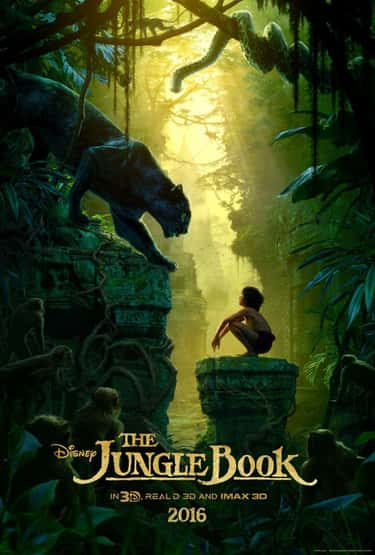 The Jungle Book is listed (or ranked) 2 on the list The Best Disney Live-Action Remakes Of The Last Few Years, Ranked
