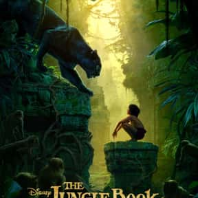 The Jungle Book is listed (or ranked) 7 on the list The Best Live Action Animal Movies for Kids