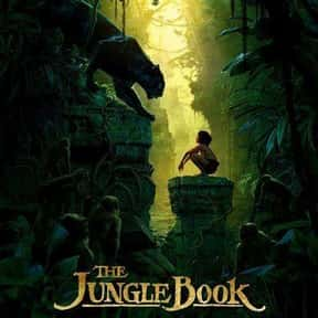 The Jungle Book is listed (or ranked) 12 on the list The Best Disney Live-Action Movies