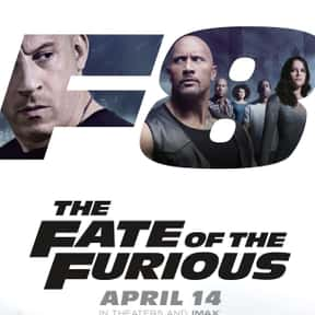 The Fate of the Furious is listed (or ranked) 6 on the list The Worst Movies That Have Grossed Over $1 Billion