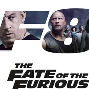 The Fate of the Furious is listed (or ranked) 10 on the list Famous Movies From Iceland