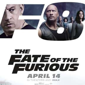 The Fate of the Furious is listed (or ranked) 23 on the list The 25+ Best Dwayne Johnson Movies, Ranked