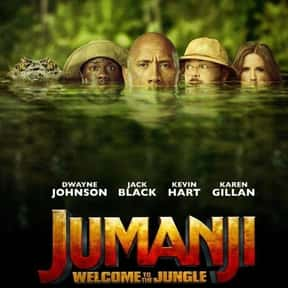 Jumanji: Welcome to the Jungle is listed (or ranked) 3 on the list The 25+ Best Dwayne Johnson Movies, Ranked