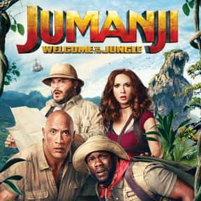 Jumanji: Welcome to the Jungle is listed (or ranked) 15 on the list The Best Time Travel Comedies, Ranked