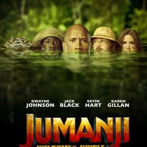 Jumanji: Welcome to the Jungle is listed (or ranked) 25 on the list The Highest-Grossing PG-13 Rated Movies Of All Time