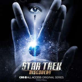 Star Trek: Discovery is listed (or ranked) 14 on the list The Best Current Shows for Nerds