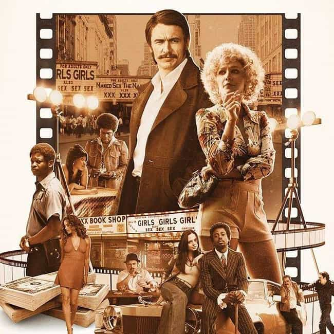 The Deuce is listed (or ranked) 4 on the list The Best New Historical Drama TV Series of the Last Few Years