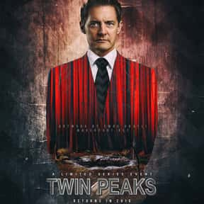 Twin Peaks is listed (or ranked) 6 on the list New TV Shows of the Last Few Years with the Best Overall Acting