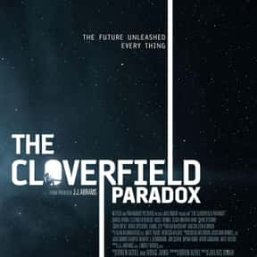 The Cloverfield Paradox is listed (or ranked) 4 on the list The Best Alien Movies Streaming On Netflix
