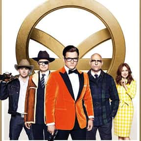 Kingsman: The Golden Circle is listed (or ranked) 8 on the list The Best Colin Firth Movies