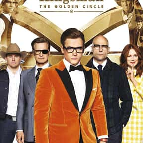 Kingsman: The Golden Circle is listed (or ranked) 13 on the list The Best R-Rated Movies That Blew Up At The Box Office
