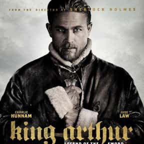 King Arthur: Legend of the Swo is listed (or ranked) 24 on the list The Best New Adventure Movies of the Last Few Years